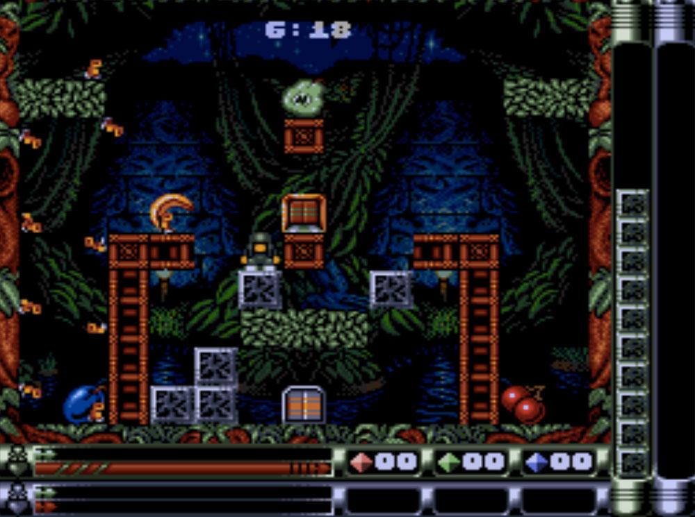 Troddlers game SNES hay phần 32