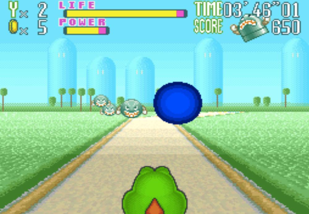 Yoshi's Safari game SNES hay phần 34