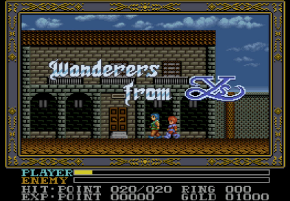 Ys III - Wanderers from Ys