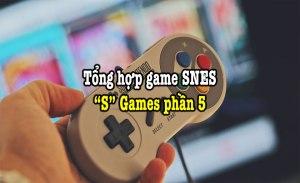 game SNES hay phần 30