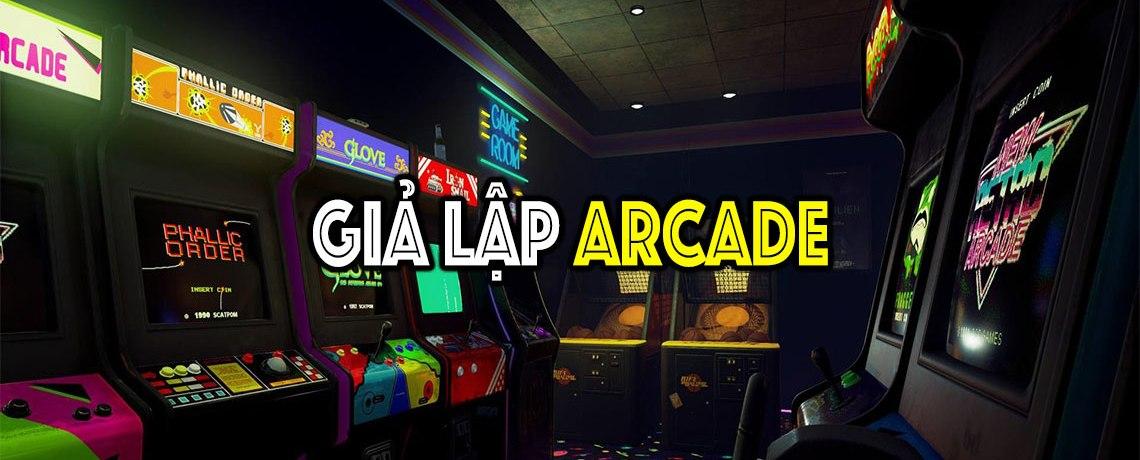 giả lập Arcade