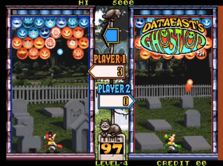 Ghostlop Neo Geo Games P2