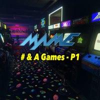 MAME Games P1 – Tổng hợp game Arcade đỉnh nhất quả đất