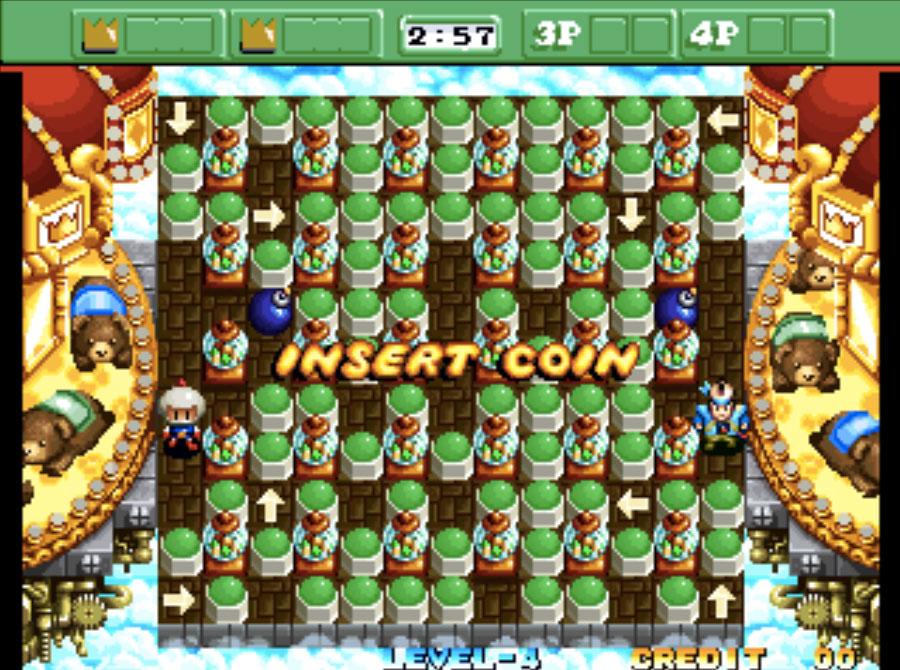 Neo Bomberman Neo Geo Games P2