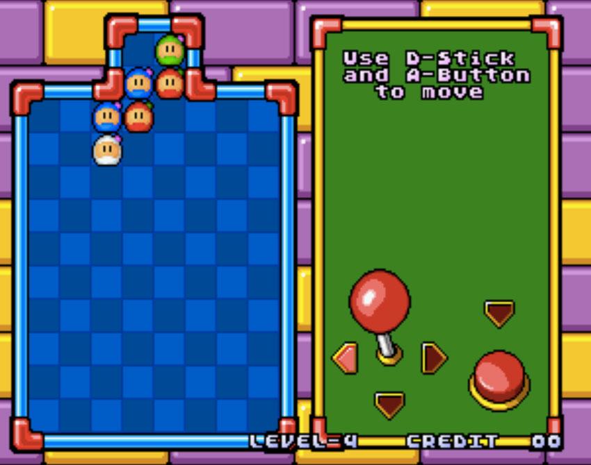 Panic Bomber Neo Geo Games P3