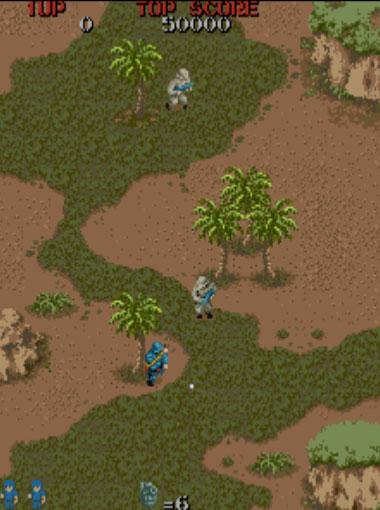 Commando MAME Games P5