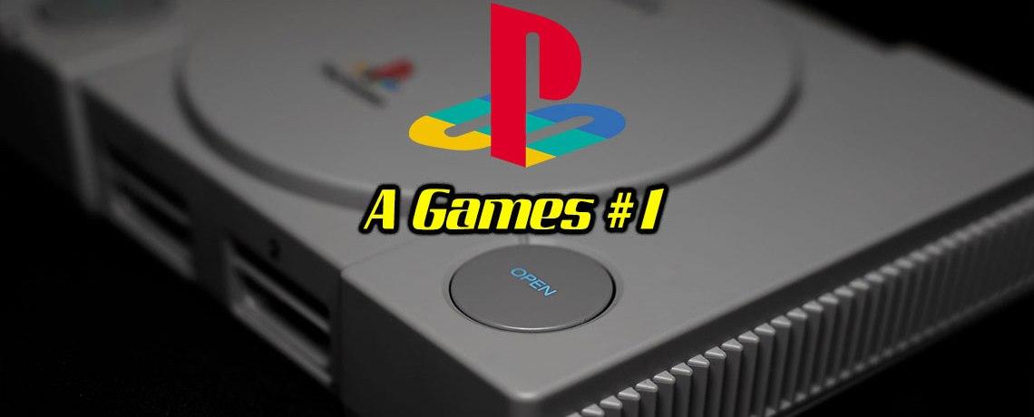 PS1 ROM #1
