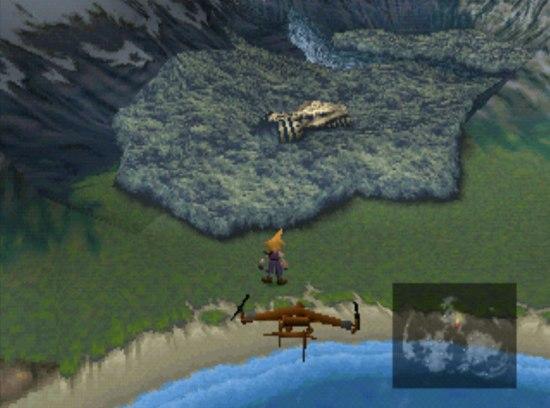 Final Fantasy VII phần 3 Bone Village