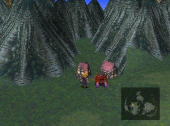 Final Fantasy VII Nibelheim