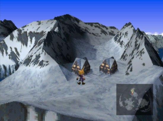 Final Fantasy VII Icicle Inn