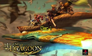 Legend of Dragon disc 1