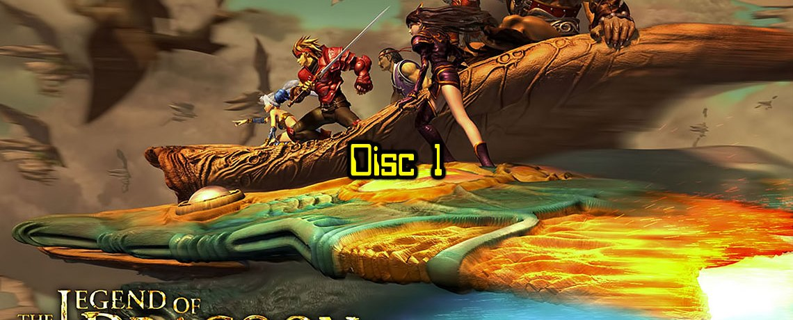 Legend of Dragon disc 1