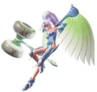 Meru Legend of Dragoon