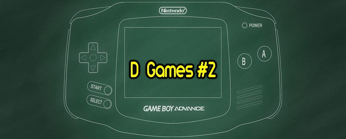 Tổng hợp Gameboy Advance – GBA ROM #5