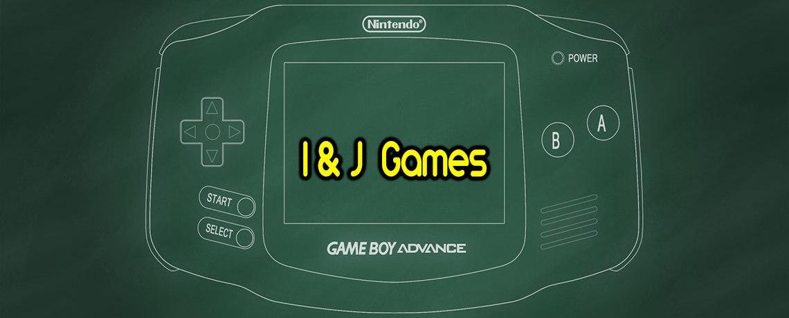 Tổng hợp Gameboy Advance – GBA ROM #9