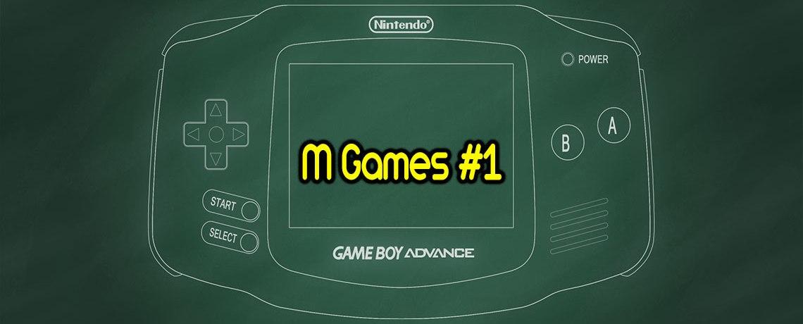 Tổng hợp Gameboy Advance – GBA ROM #12
