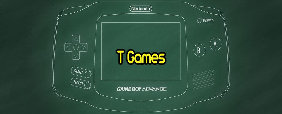 Tổng hợp Gameboy Advance – GBA ROM #21