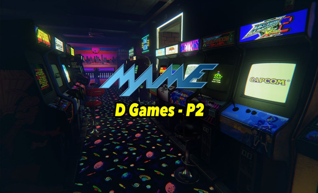Mame Games P8