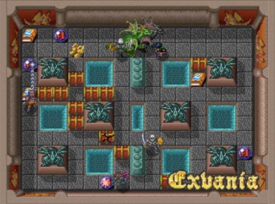 exvania MAME Games P9