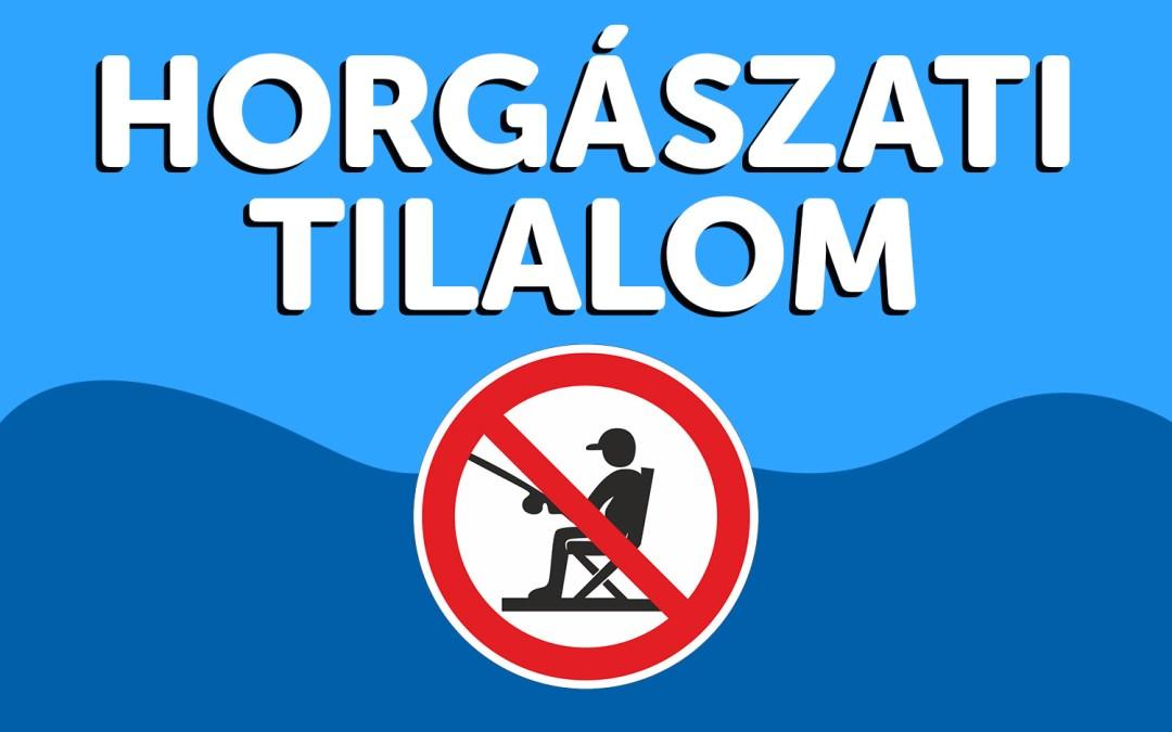 Horgászati tilalom
