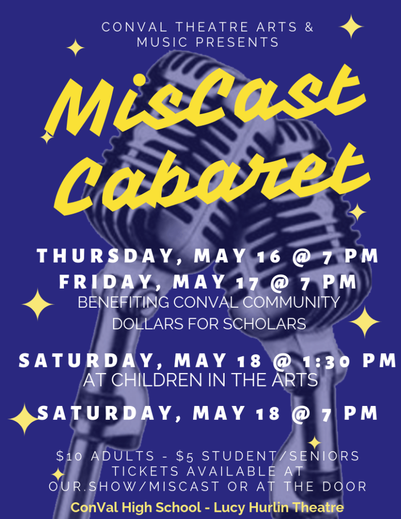 hight resolution of  miscast cabaret is directed by krystal morin brian moore and elizabeth moore