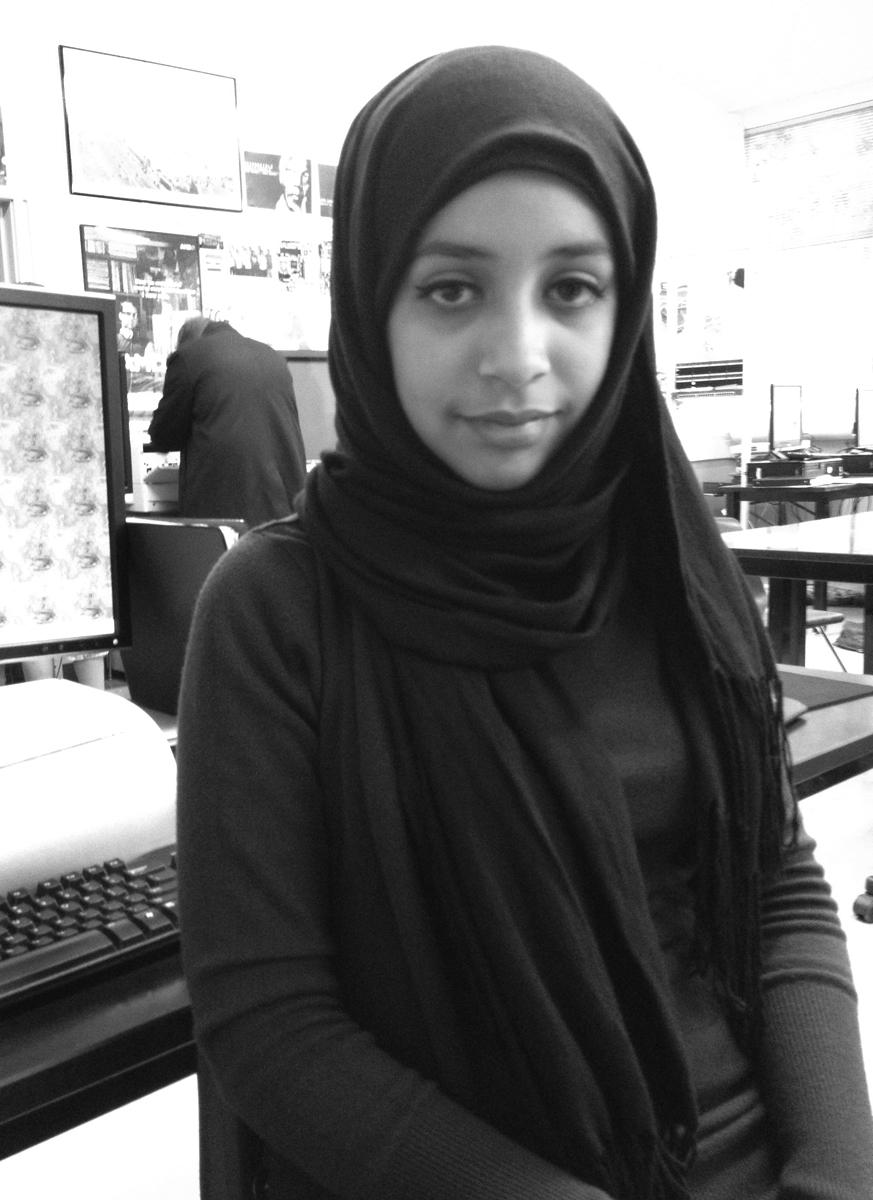 Student from Yemen tells her story