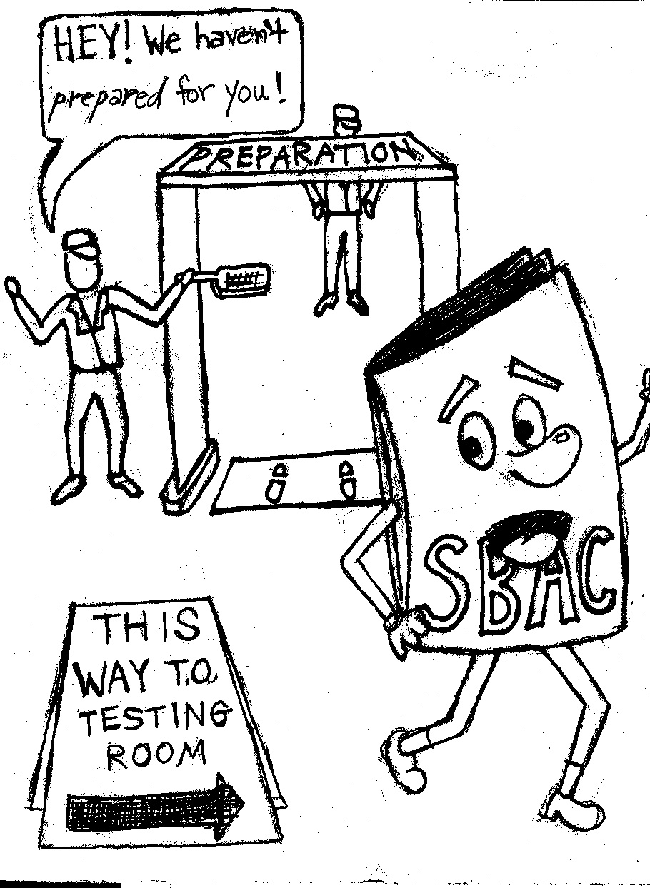 The Olympian weighs in on the new SBAC
