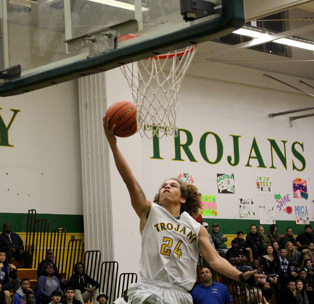 CVHS Trojans swish their way to victory