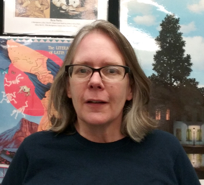 Anne Parris teaches at CVHS for nearly 32 years