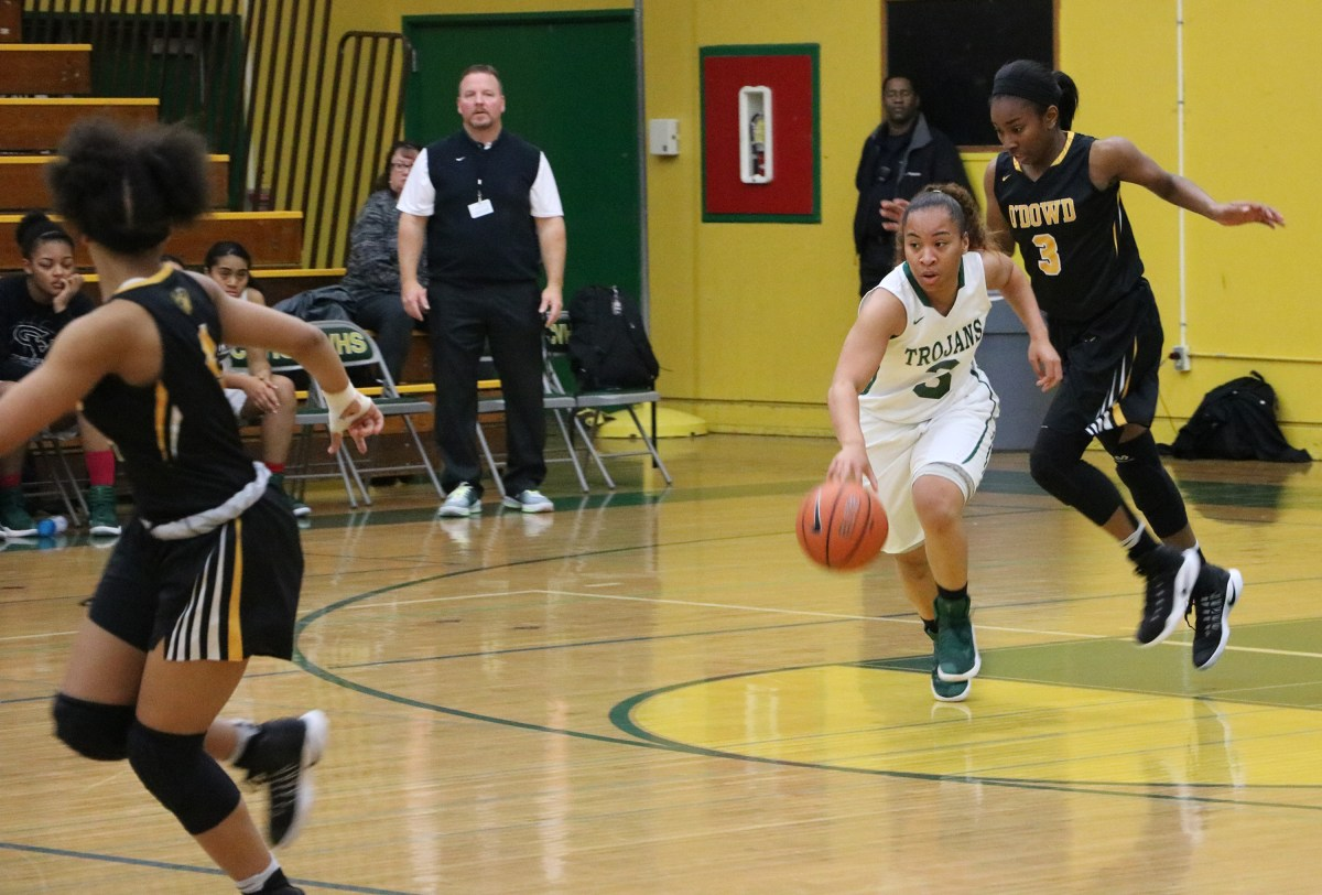 Girls Varsity Basketball defeats Berkeley High
