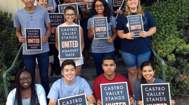 CV stands united against hate