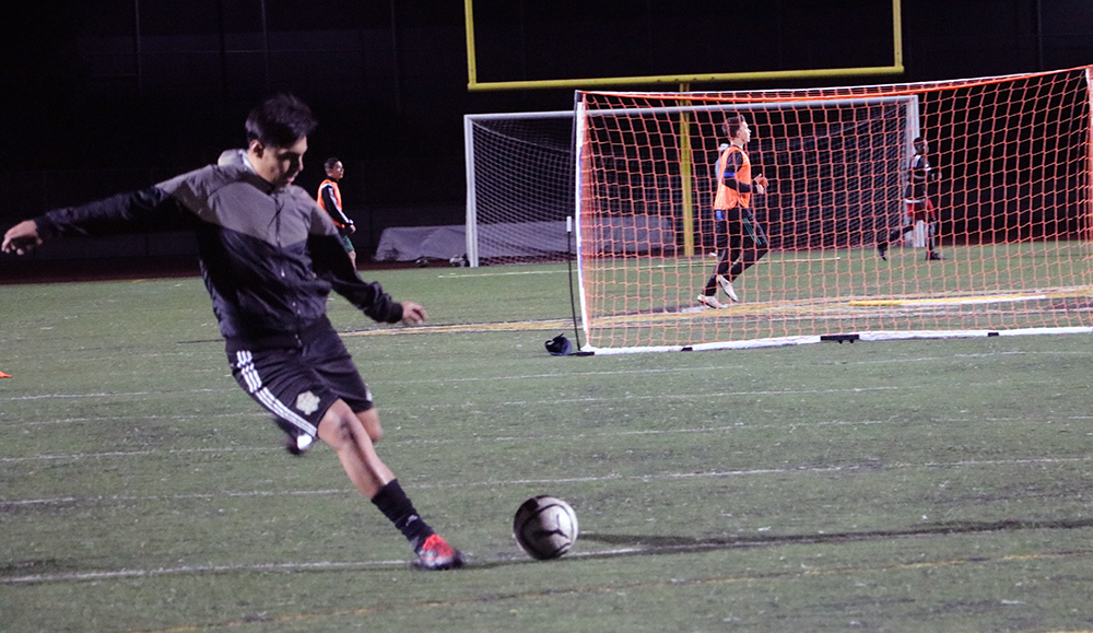 Mendoza's soccer journey
