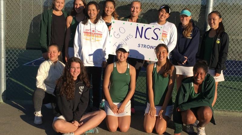 Girls tennis team finishes season strong