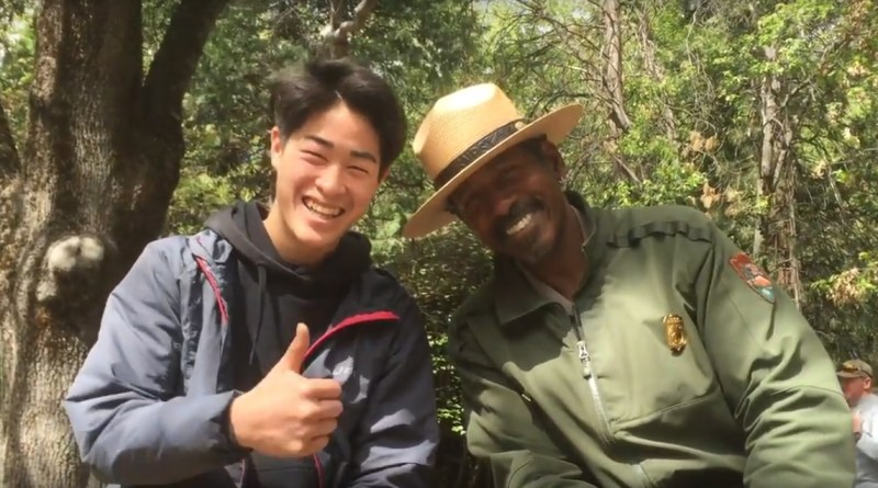 """Yosemite ranger reflects on """"the most beautiful place in the world"""""""