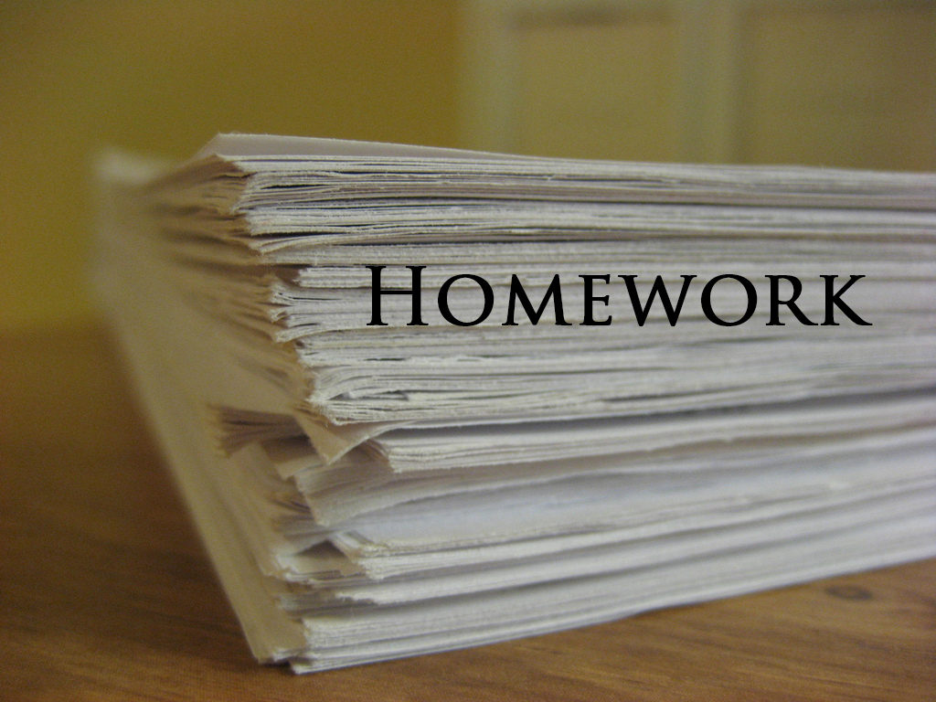 CVUSD considers new homework policy
