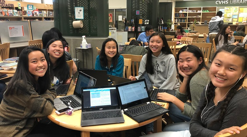 CVHS debaters compete in tournaments