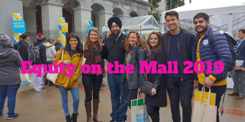CVIIC Participates in Equity on the Mall 2019!