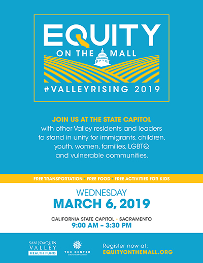 CVIIC Participates in Equity on the Mall 2019 in Sacramento
