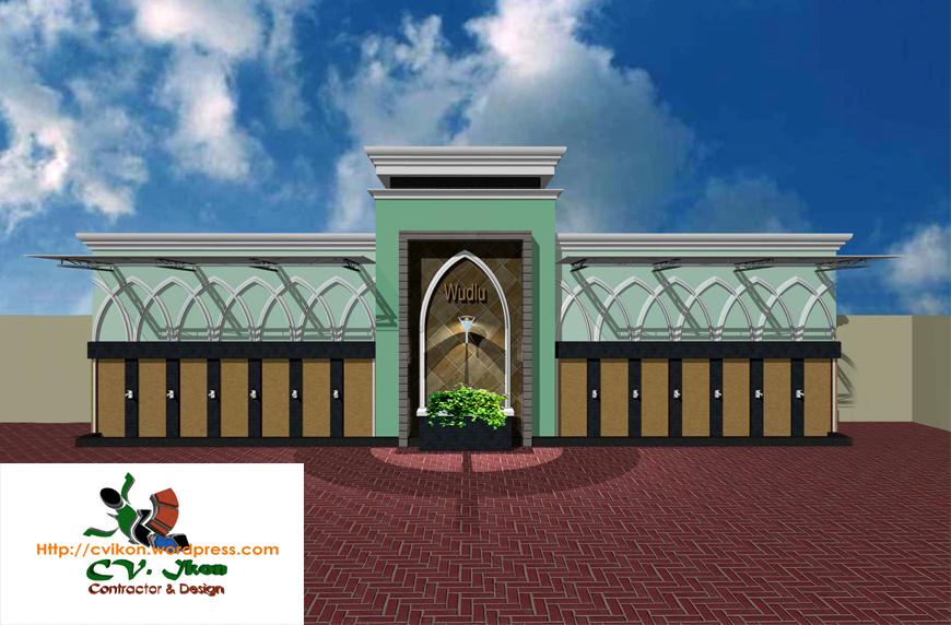 Tempat Wudhu Masjid Taqwa  CVIKons Blog