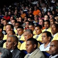 PREMIACIÓN DE LA SERIE 52 DEL BEISBOL CUBANO