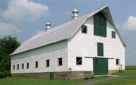 Ivy Creek Barn