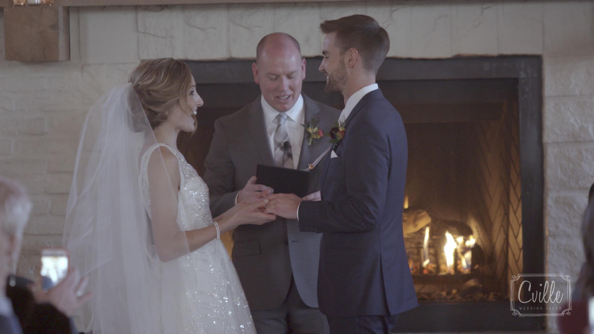 Ben & Dominique Wedding Still