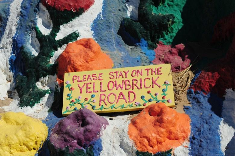 images/Salvation Mountain/yellowbrick-road_8750122811_o