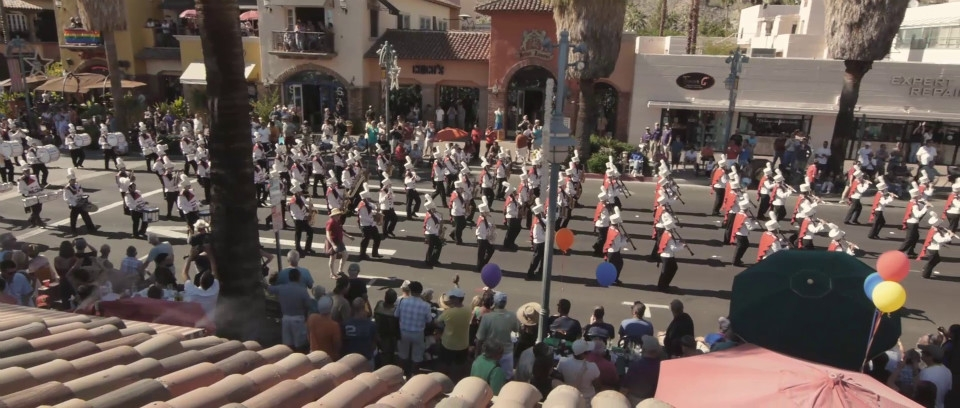 The Pride of Palm Springs Facebook page