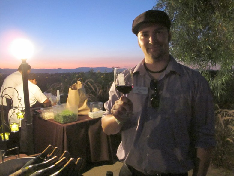 images/Temecula Valley Winegrowers Association 2013 Crush Event/matthew-russell-of-lorimar-vineyards-and-winery_9773692214_o