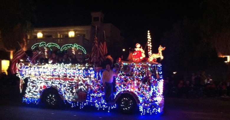 images/Palm Springs Festival of Lights Parade 2013/fire-truck_11274538244_o