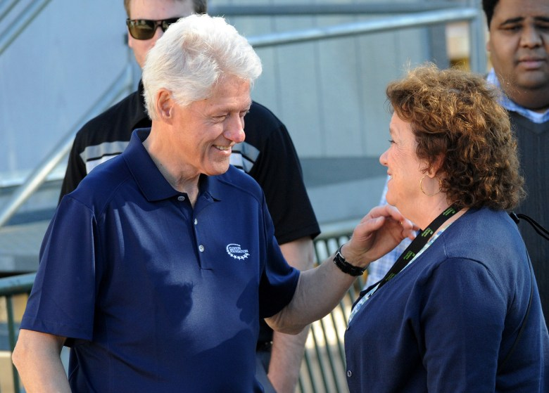 images/President Clinton at the 2014 Humana Challenge/clinton-and-seawell_12002453913_o
