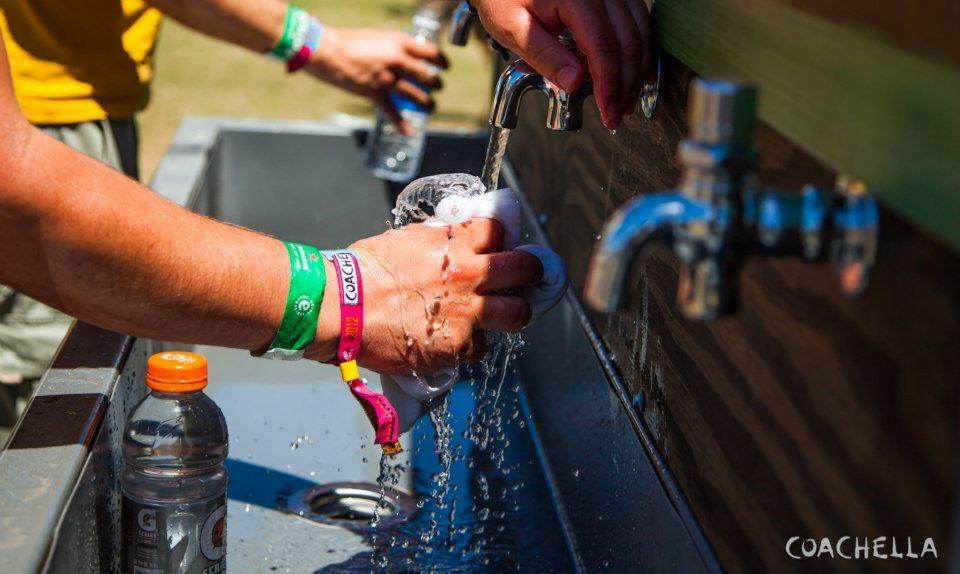 Coachella Facebook page