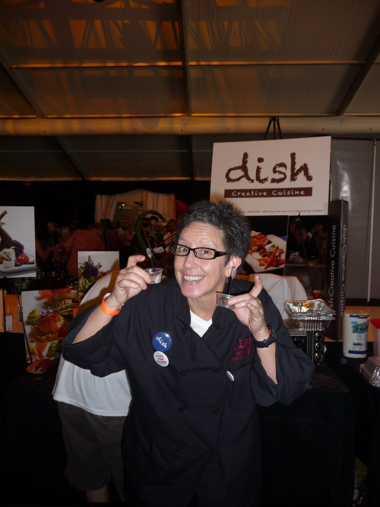 images/2014 PD Food and Wine Festival and Taste of the Saguaro/chef-joane-and-her-dish-creations_13358507714_o