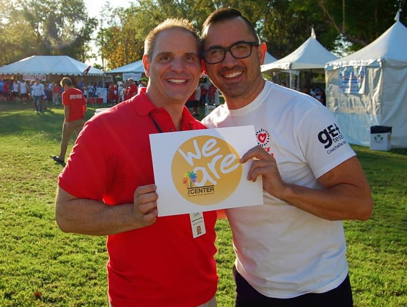 Ron Casadine/The LGBT Community Center of the Desert